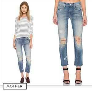 MOTHER The Dropout Fray in Reckless Distressed 24